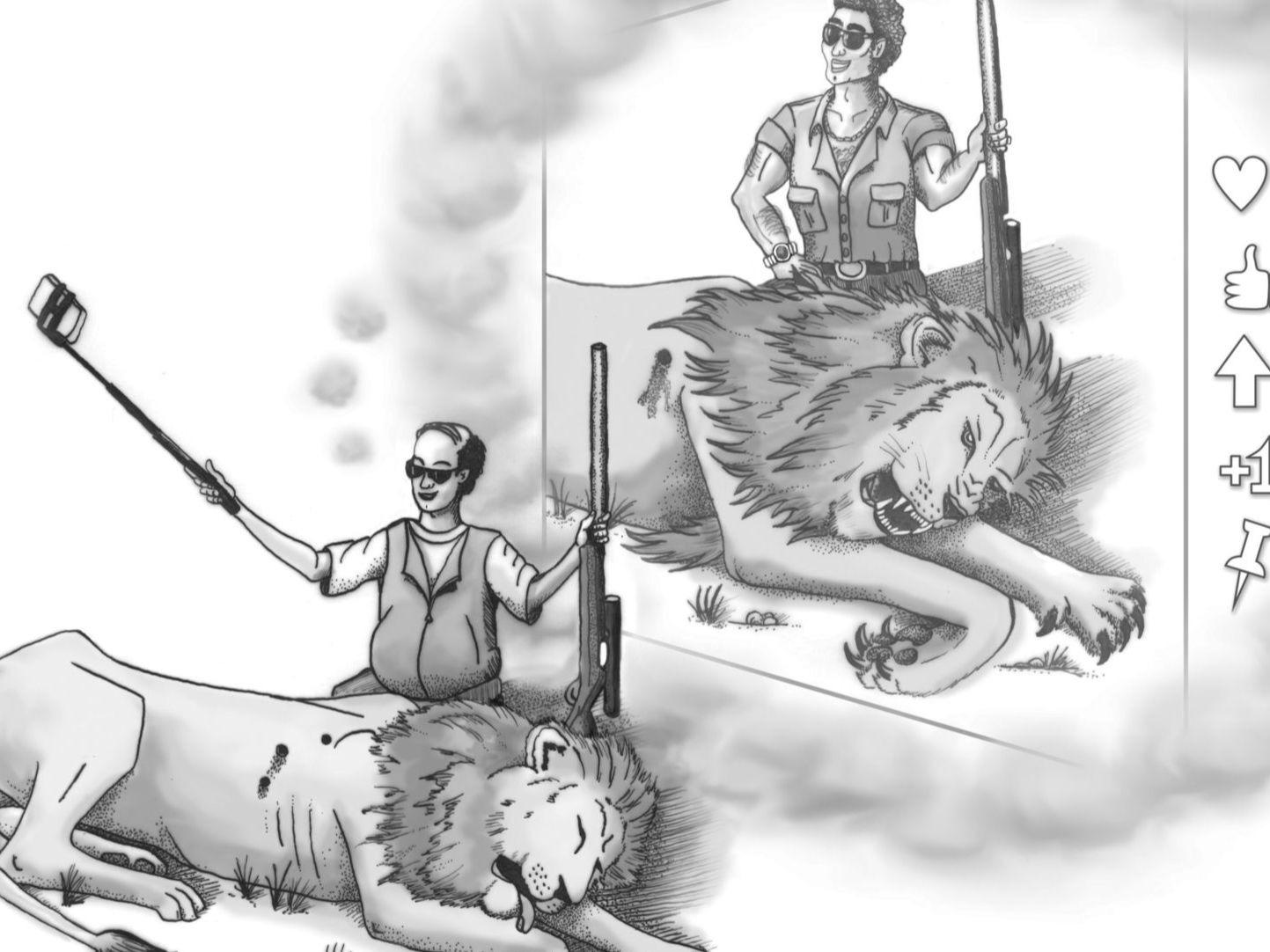 Why Men Trophy Hunt
